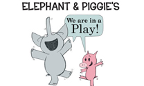 Elephant and Piggie's - We Are in a Play!