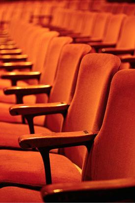 Portland Theatre Seating Charts